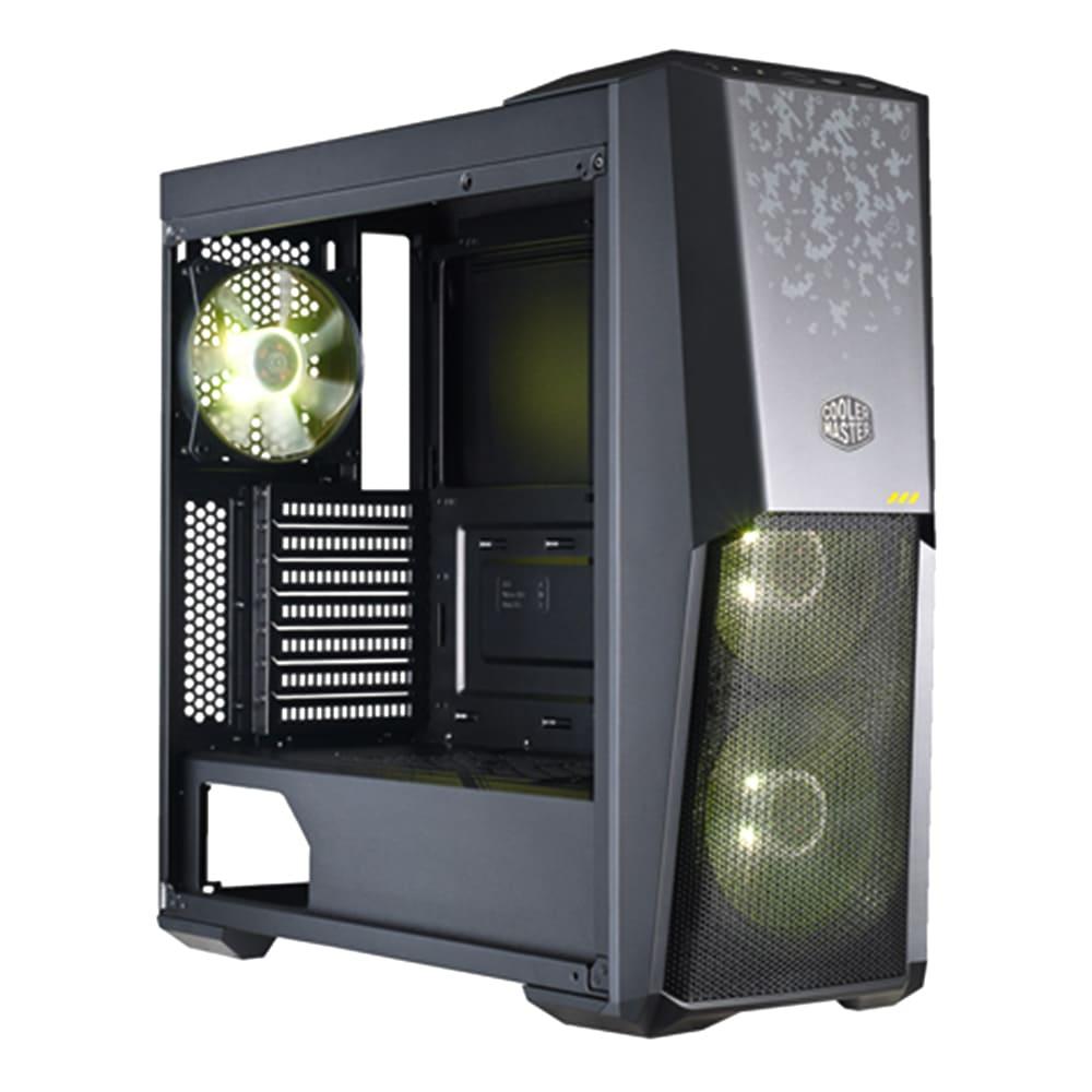 Vỏ máy tính Cooler Master MasterBox MB500 TUF Edition (ATX, Micro-ATX, Mini-ITX)