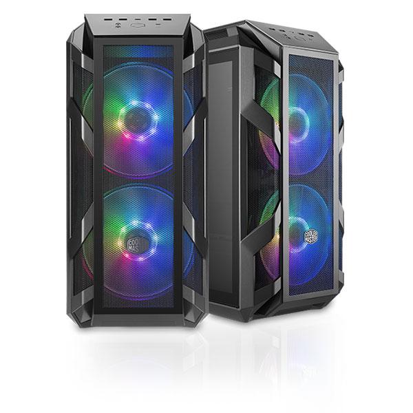 Vỏ máy tính Cooler Master MASTERCASE H500M (Mini-ITX, Micro-ATX, ATX,  E-ATX)