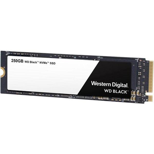 Ổ SSD Western Black 250GB PCIe NVMe™ Gen3 M2.2280 (đọc: 3000MB/s /ghi: 1600MB/s)
