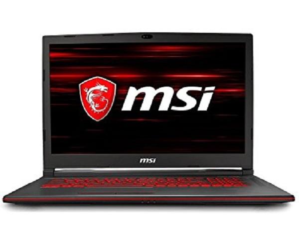 Laptop MSI GL63 8RC 436VN (Black)