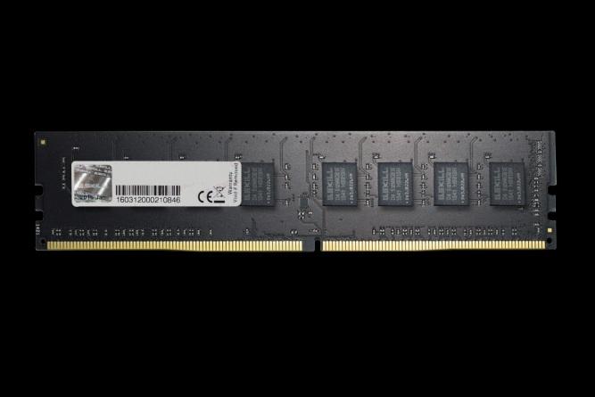 RAM GSKill 8Gb DDR4-2400- F4-2400C17S-8GNT