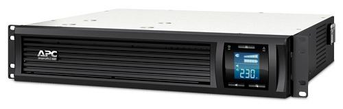 Bộ lưu điện Line Interactive APC  Smart SMC1000I-2U LCD RM 2U (1000VA/ 600W)
