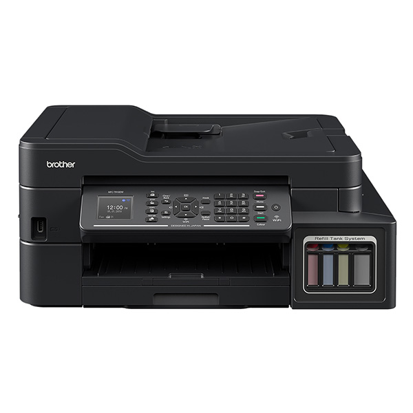 Máy in phun màu Brother MFC-T910DW (In màu/Photo màu/ Scan màu/Fax/Network/Wifi)