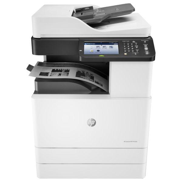 Máy in laser đen trắng HP Đa chức năng MFP M72630DN (A3) (In, Scan, Copy, Network, Chọn thêm: fax)