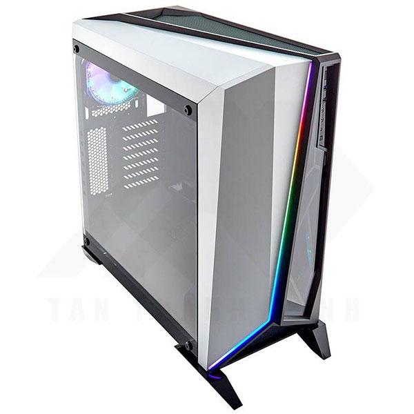 Vỏ máy tính Corsair SPEC OMEGA RGB Trắng Mid Tower