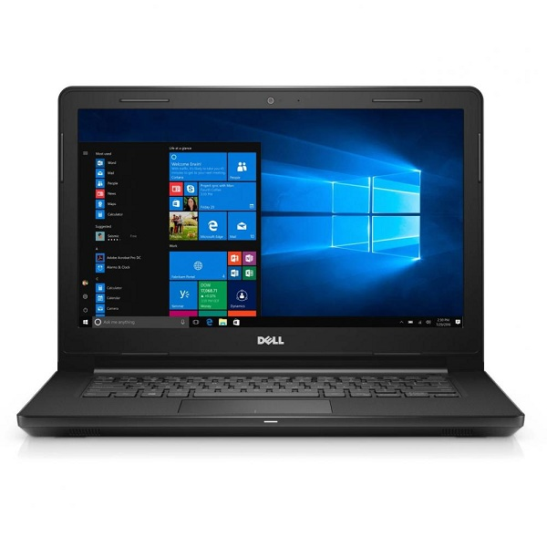 Laptop Dell Inspiron 3476-8J61P1 (Black)