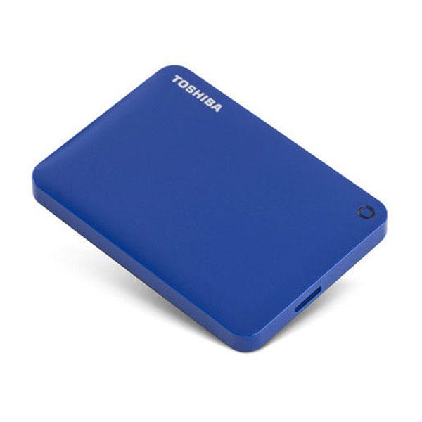 Ổ cứng di động Toshiba Canvio Advance 1Tb USB3.0 Xanh