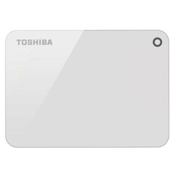 Ổ cứng di động Toshiba Canvio Advance 1Tb USB3.0 Trắng