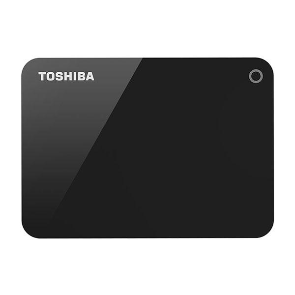 Ổ cứng di động Toshiba Canvio Advance 2Tb USB3.0 Đen