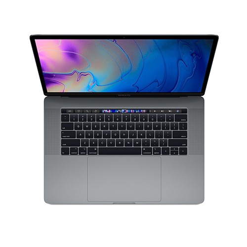 Laptop Apple Macbook Pro MR932 256Gb (2018) (Space Gray)- Touch Bar