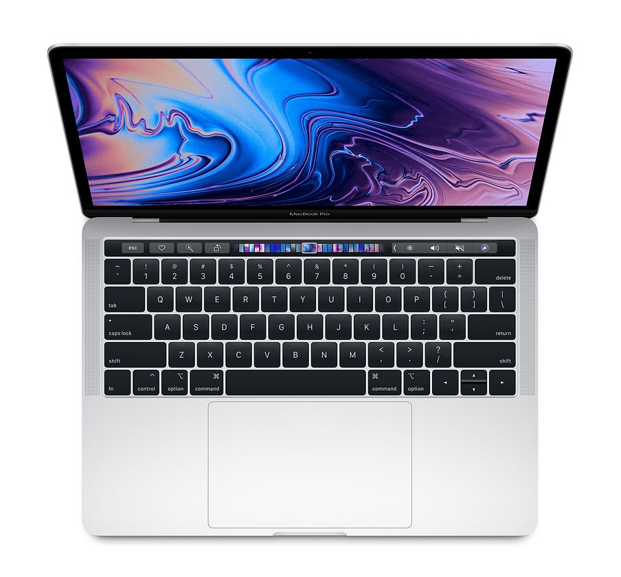 Laptop Apple Macbook Pro MR9V2 512Gb (2018) (Silver)- Touch Bar