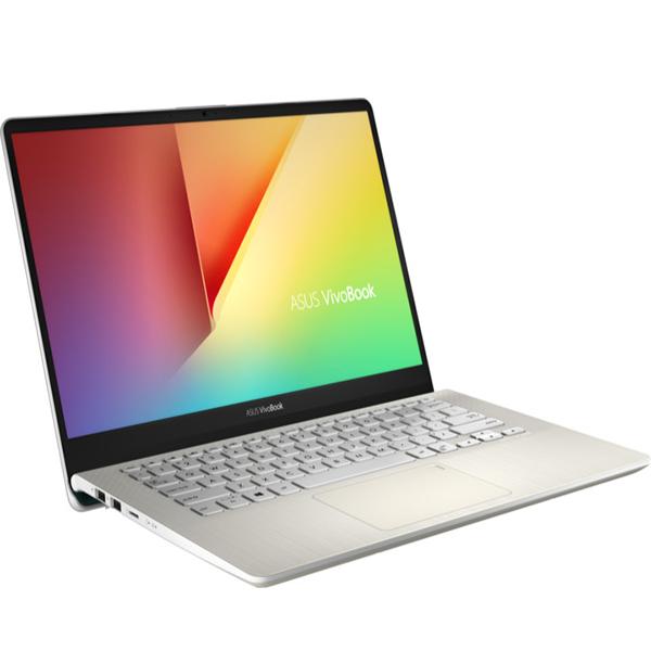 Laptop Asus S430UA-EB127T (Gold)- Ultra thin, FingerPrint