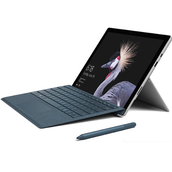 Microsoft Surface Pro 2017 i5/8G/128Gb (Silver)- 128Gb/ 12.3Inch/ Wifi