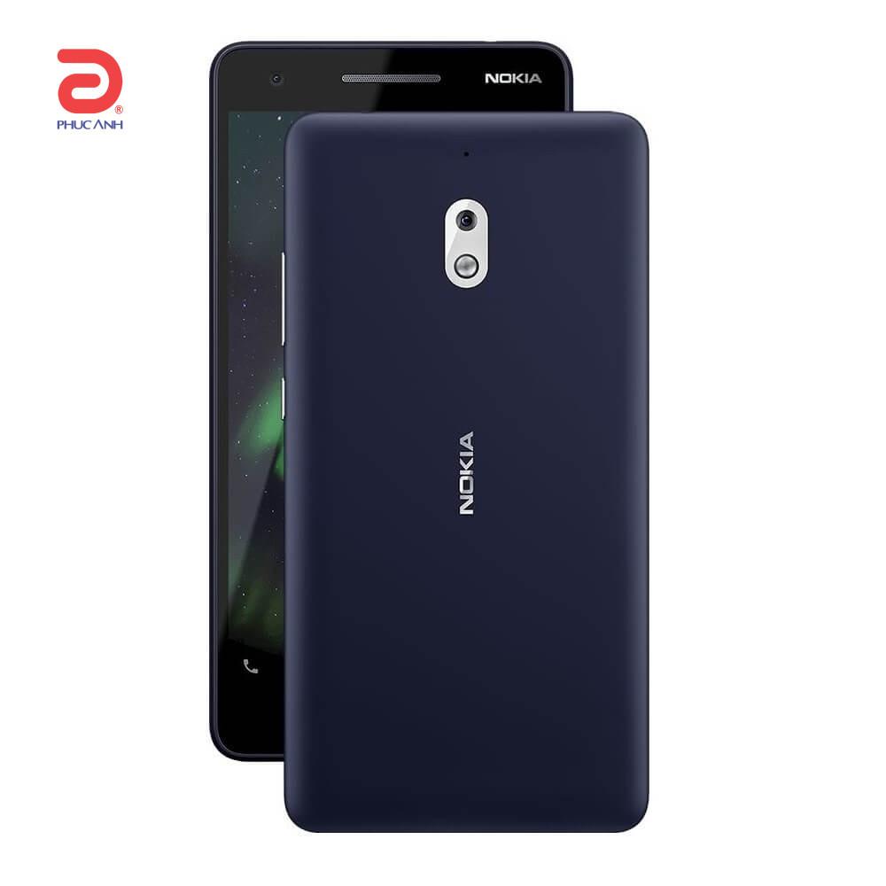 Nokia 2.1 2018 (Blue Silver)- 5.5Inch/ 8Gb/ 2 sim