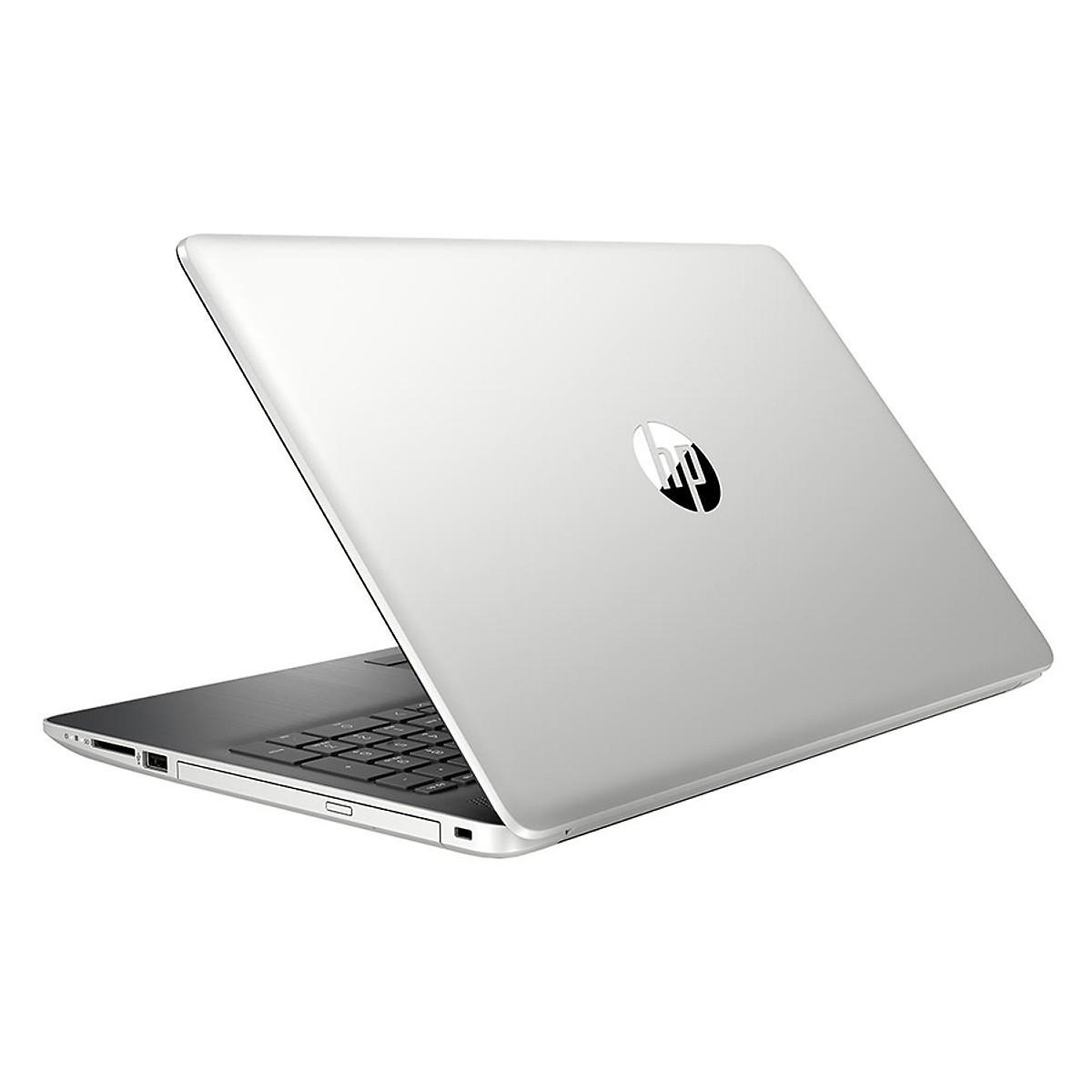 Laptop HP 15-da0051TU 4ME64PA (Silver)