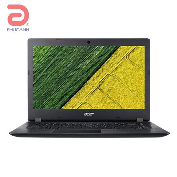 Laptop Acer Aspire A315-51-37HG NX.GNPSV.035 (Black)- Thiết kế đẹp, mỏng nhẹ hơn