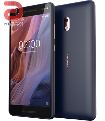 Nokia 2.1 2018 (Blue Copper)- 5.5Inch/ 8Gb/ 2 sim