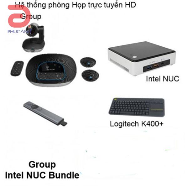 Hệ thống ConferenceCam Kit HD (cho phòng họp lớn 20 người)