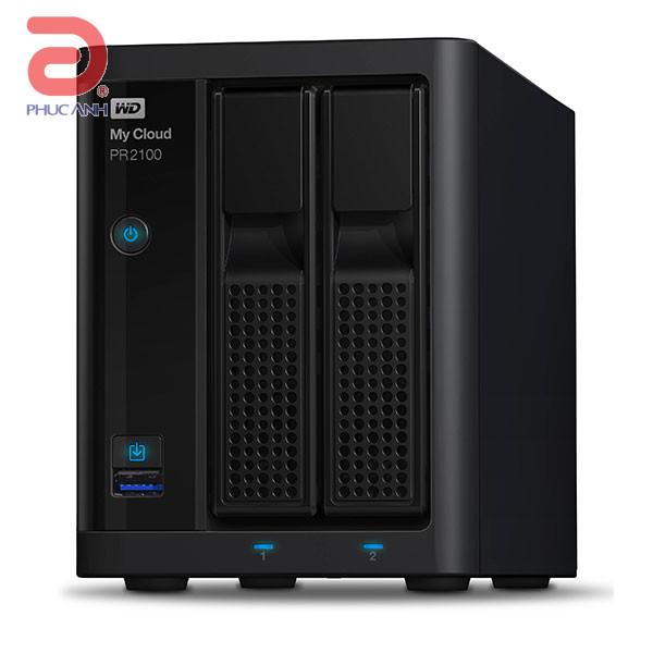 Ổ lưu trữ mạng Western PR2100 6Tb