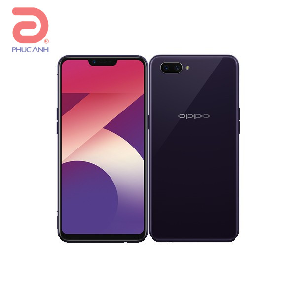 Oppo  A3s 16GB (Purple)- 6.2Inch/ 16Gb/ 2 sim