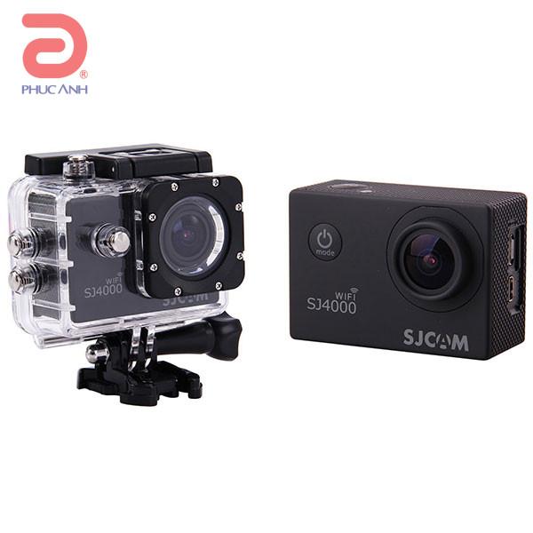 Camera hành trình SJCAM SJ4000 Wifi LCD 2.0Inch