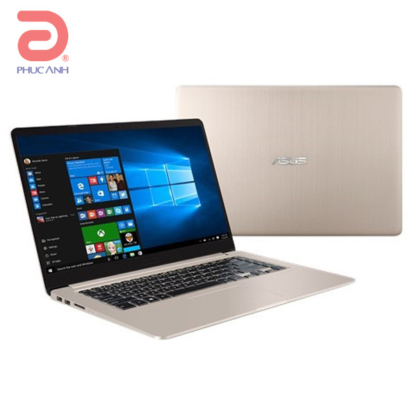 Laptop Asus A510UA-EJ1215T (Gold)