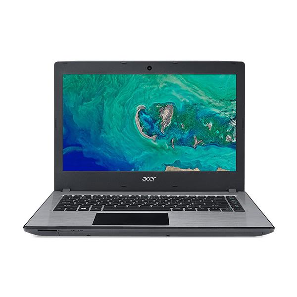Laptop Acer Aspire E5 476-34C0 NX.GWTSV.006 (Grey)- Thiết kế đẹp, mỏng nhẹ hơn