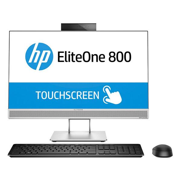 Máy tính All in one HP EliteOne 800G4 - 4ZX64PA/ 23.8Inch/ Core i5/ 8Gb/ 1Tb/ Dos