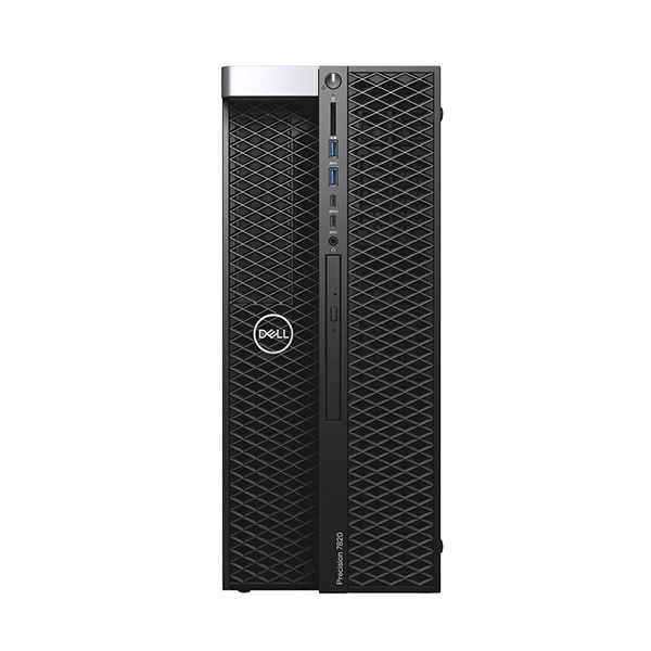 Máy trạm Workstation Dell Precision T7820 - 42PT78DW24/ Xeon/ 16Gb (2x8Gb)/ 2Tb/ Quadro P4000 8GB/ Ubuntu Linux 16.04