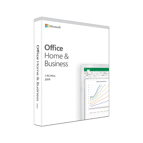 PM Office Microsoft Office Home and Business 2019 Online T5D-03181 - Key điện tử (Win/Mac)