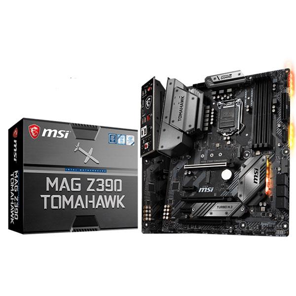 Main MSI MAG Z390 TOMAHAWK (Chipset Intel Z390/ Socket LGA1151/ VGA onboard)