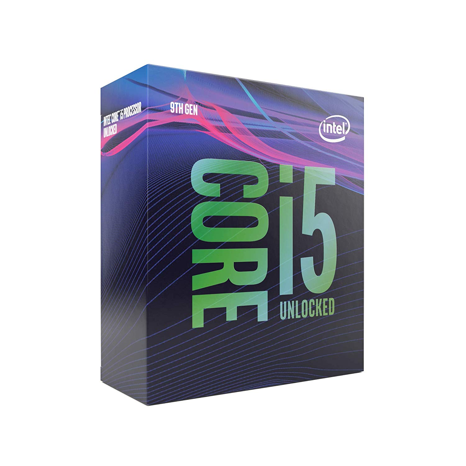 CPU Intel Core i5 9600K (Up to 4.60Ghz/ 9MB cache) 6 Cores, 6 Threads/ Socket 1151/ Coffee Lake