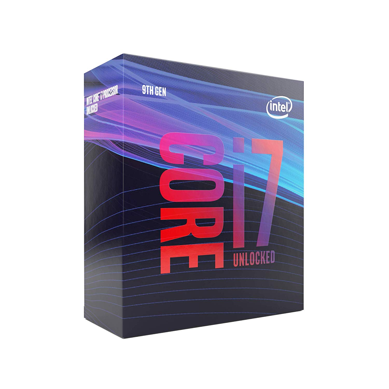 CPU Intel Core i7 9700K (Up to 4.90Ghz/ 12Mb cache) Coffee Lake
