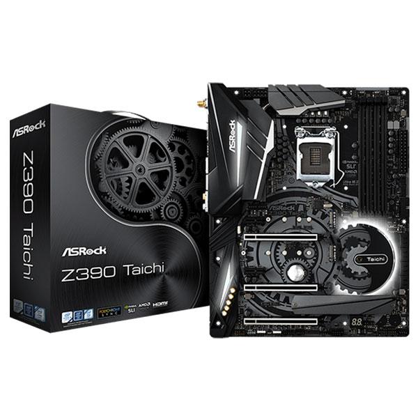 Main Asrock Z390 Taichi (Chipset Intel Z390/ Socket LGA1151/ VGA onboard)
