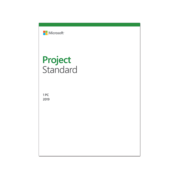 PM Microsoft Project Standard 2019 Online (076-05785) - Key điện tử