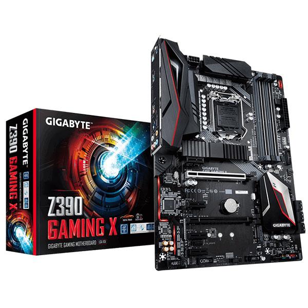 Main Gigabyte Z390 GAMING X (Chipset Intel Z390/ Socket LGA1151/ VGA onboard)