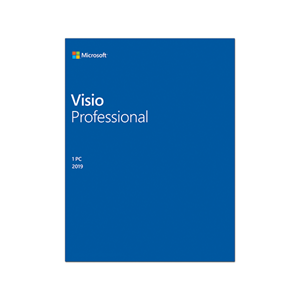 PM Microsoft Visio Professional 2019 Online (D87-07425) - Key điện tử