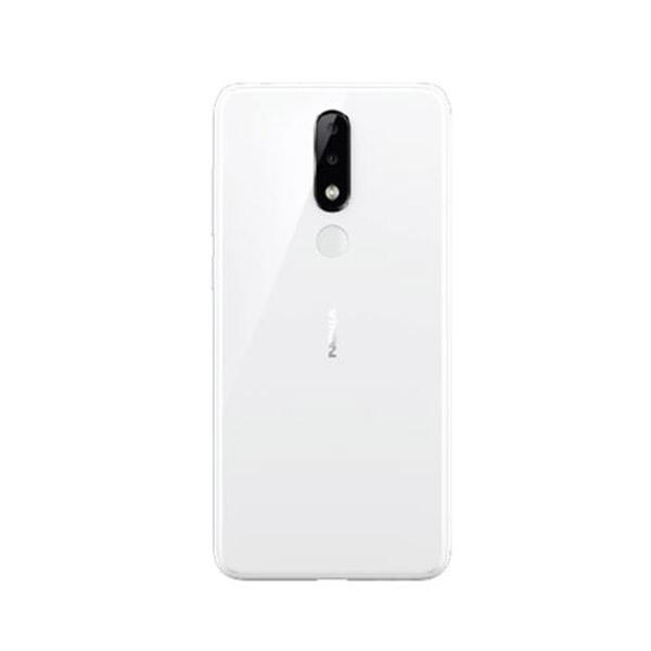 Nokia 5 .1 Plus (White)- 5.8Inch/ 32Gb/ 2 sim