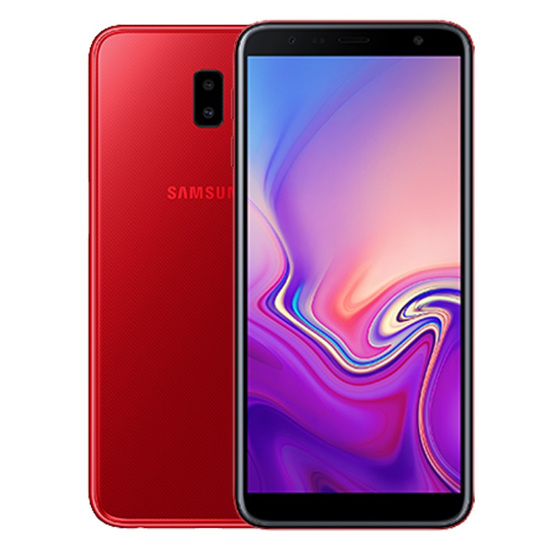 Samsung Galaxy J6 Plus (J610F) (Red)- 6.0Inch/ 32Gb/ 2 sim