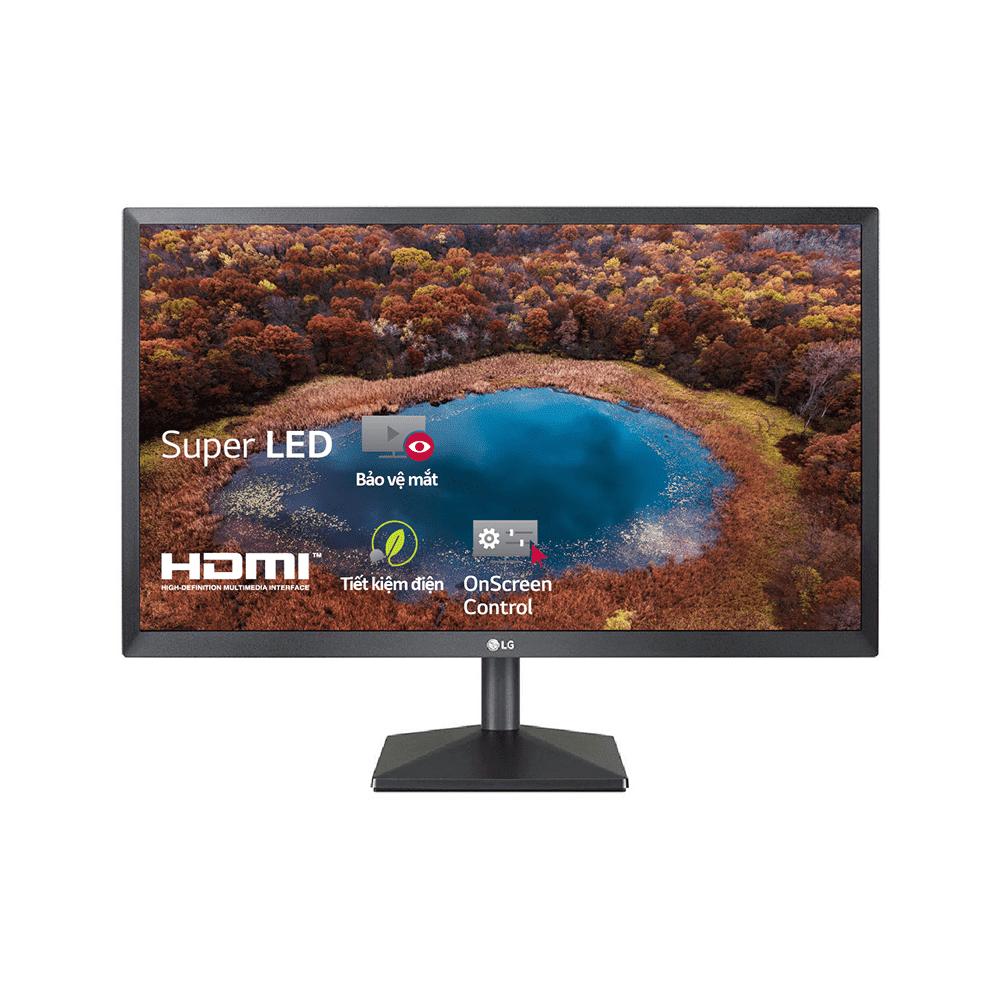 Kết quả hình ảnh cho Monitor lg 22mk400