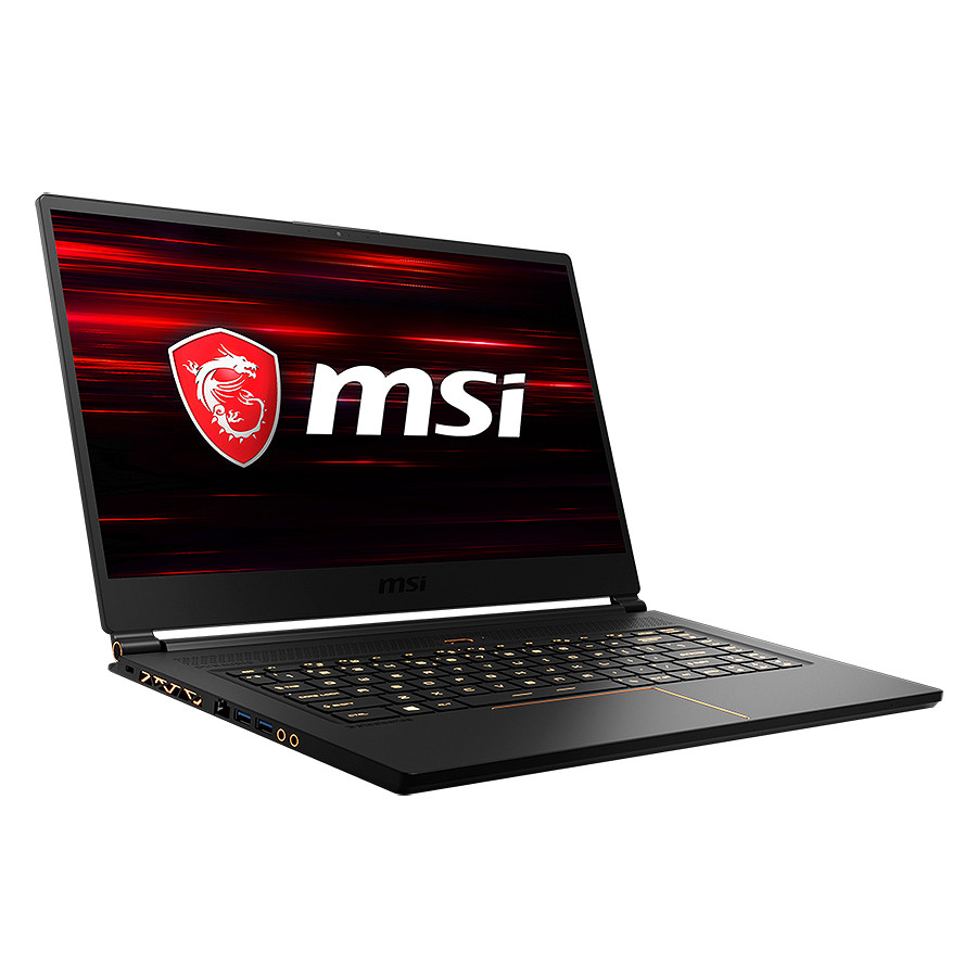 Laptop MSI GS65 Stealth 8RE-Thin 242VN (Black)