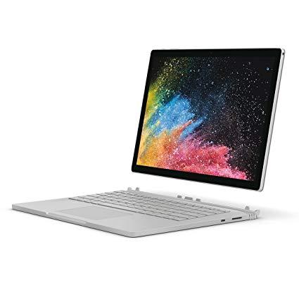 Microsoft Surface Book 2 i5 8G/256Gb (Silver)- 256Gb/ 13.5Inch/ Wifi + Bluetooth