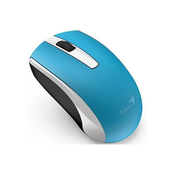 Chuột không dây Genius ECO 8100 - Xanh Dương