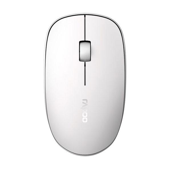 Chuột không dây Rapoo M200 silent (Màu trắng)