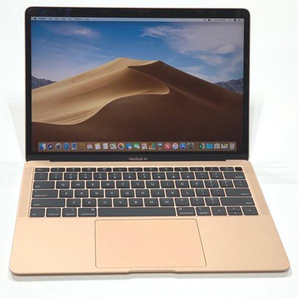 Laptop Apple Macbook Air MREF2 256Gb (2018) (Gold)