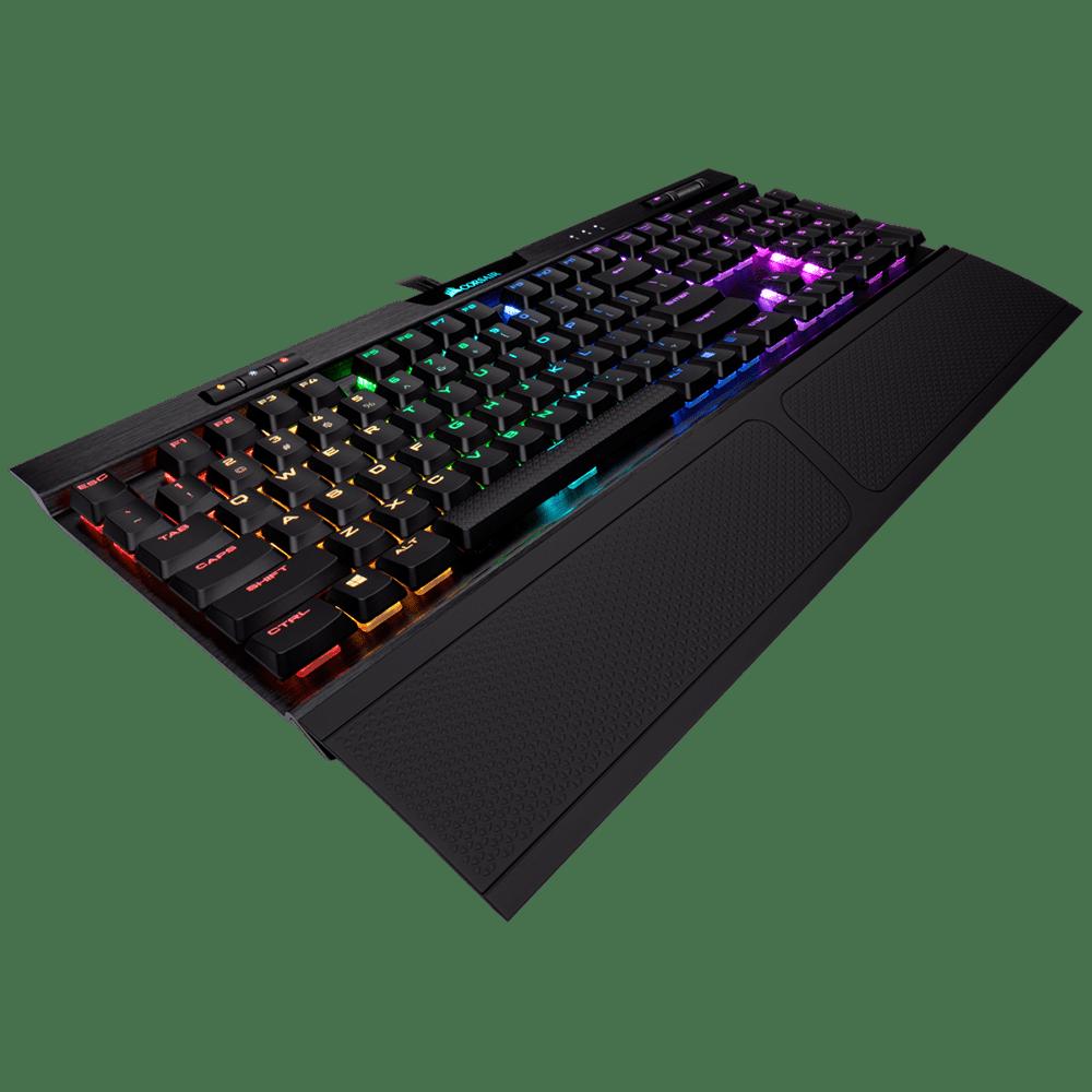Bàn phím cơ Corsair K70 RGB MK.2 MX Low Profile Red (CH-9109017-NA) (USB)