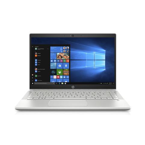 Laptop HP Pavilion 14-ce1012TU 5JN66PA (Silver)