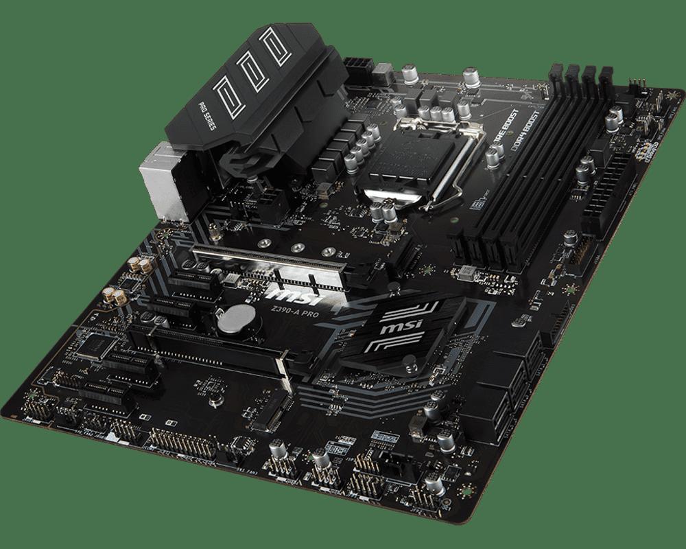 Main MSI Z390-A Pro