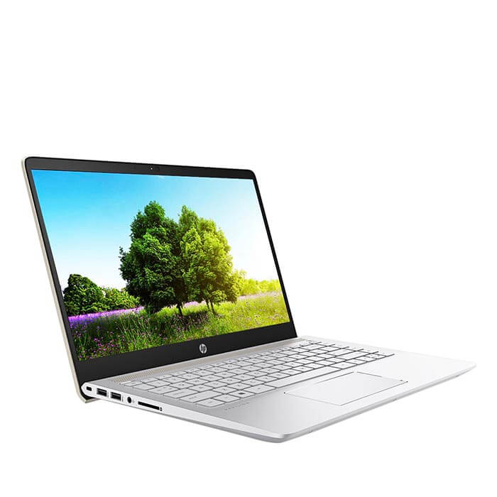 Laptop HP Pavilion 14-ce0019TU 4ME99PA (Silver)