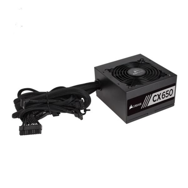 Nguồn Corsair CX650 650W (CP-9020122-NA)